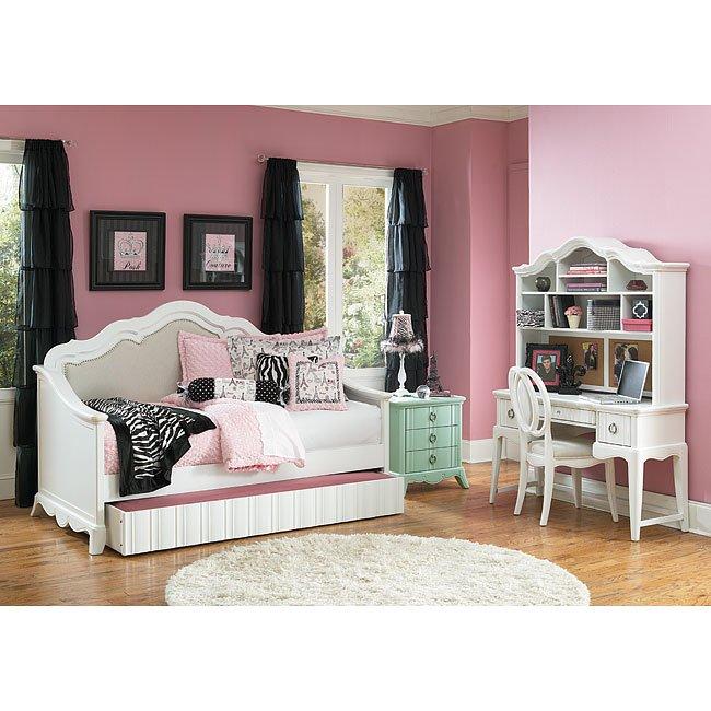 Gabrielle Living Room: Gabrielle Bedroom Set W/ Daybed Magnussen