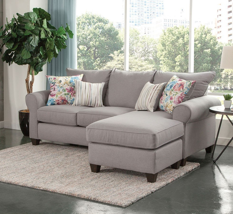 Yorke Reversible Chaise Sofa By Steve