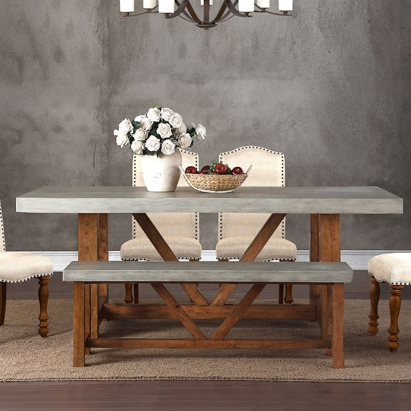 Bohemian Dining Table Dining Room And Kitchen Furniture