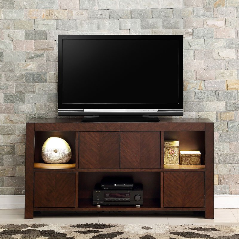 city lights 65 inch tv console by legends furniture furniturepick. Black Bedroom Furniture Sets. Home Design Ideas