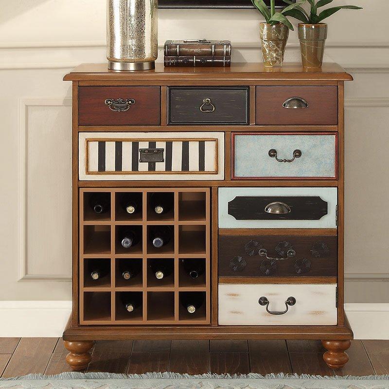 Anthology Jackson Wine Cabinet By Legends Furniture Furniturepick