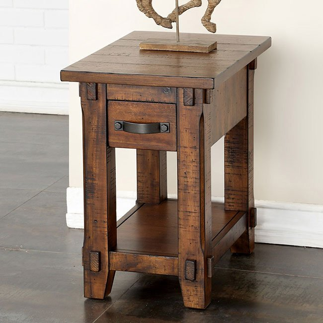 Restoration Chair Side Table By Legends Furniture Furniturepick
