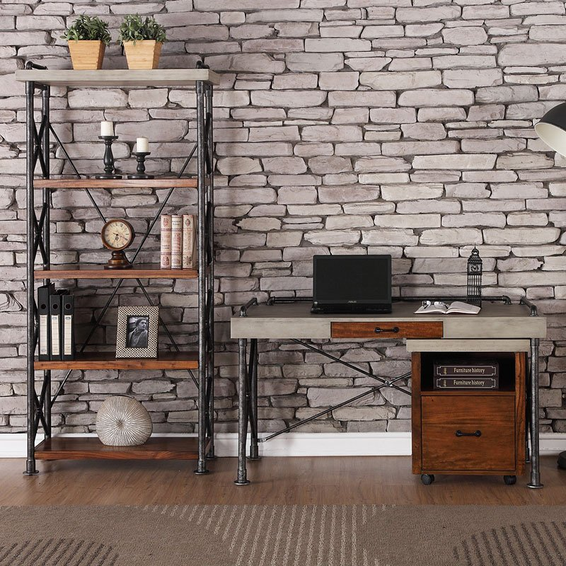 Incroyable Steampunk Home Office Set