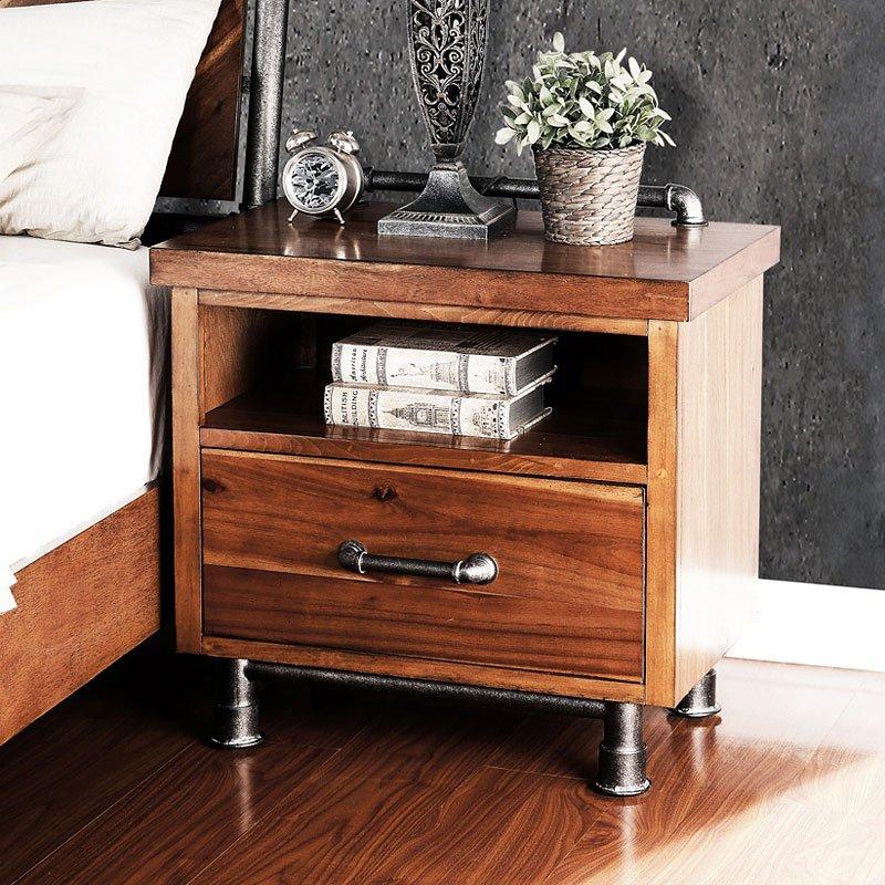 Steampunk Nightstand Bedroom Furniture Bedroom