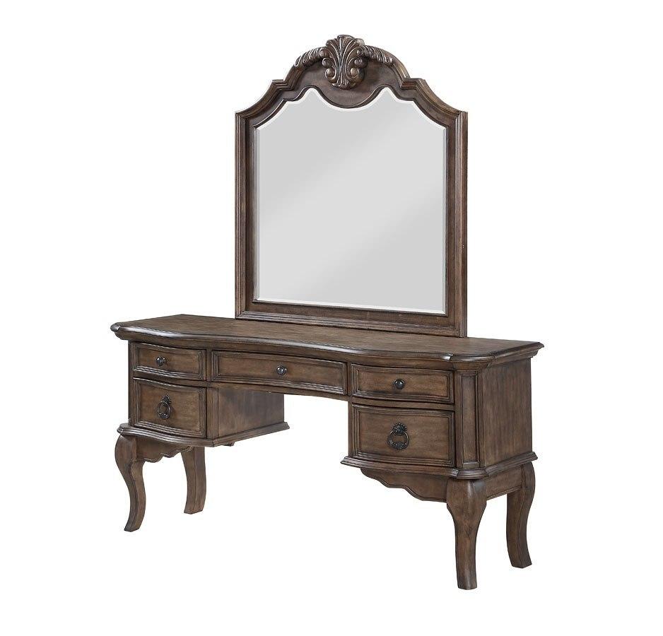 Tulsa Upholstered Bedroom Set By Avalon Furniture