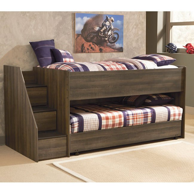 Juararo Youth Loft Bed W Options By Signature Design By Ashley