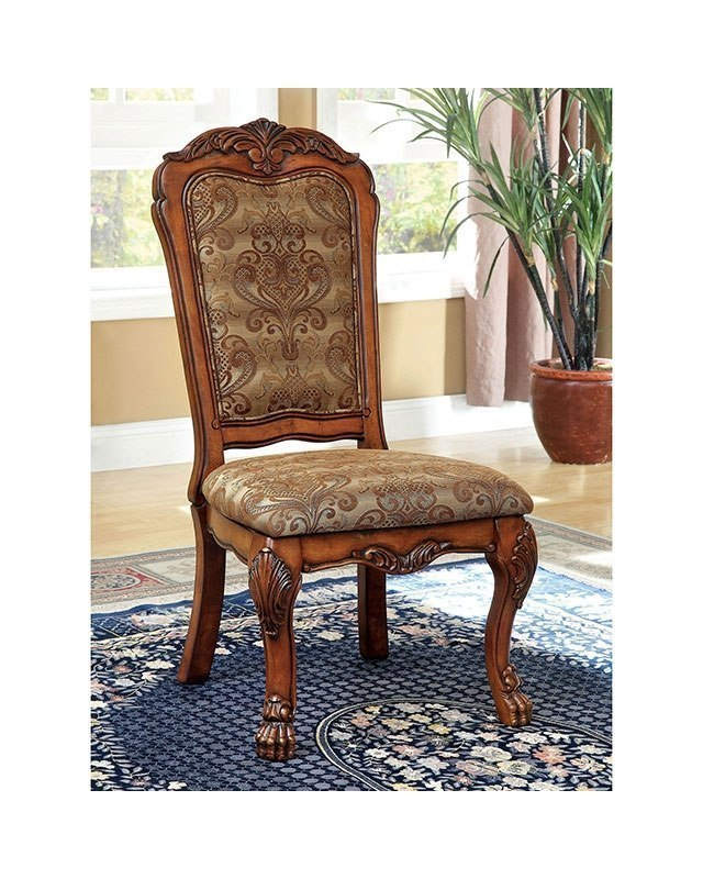 Antique Oak Dining Room Furniture: Medieve Dining Room Set (Antique Oak) By Furniture Of