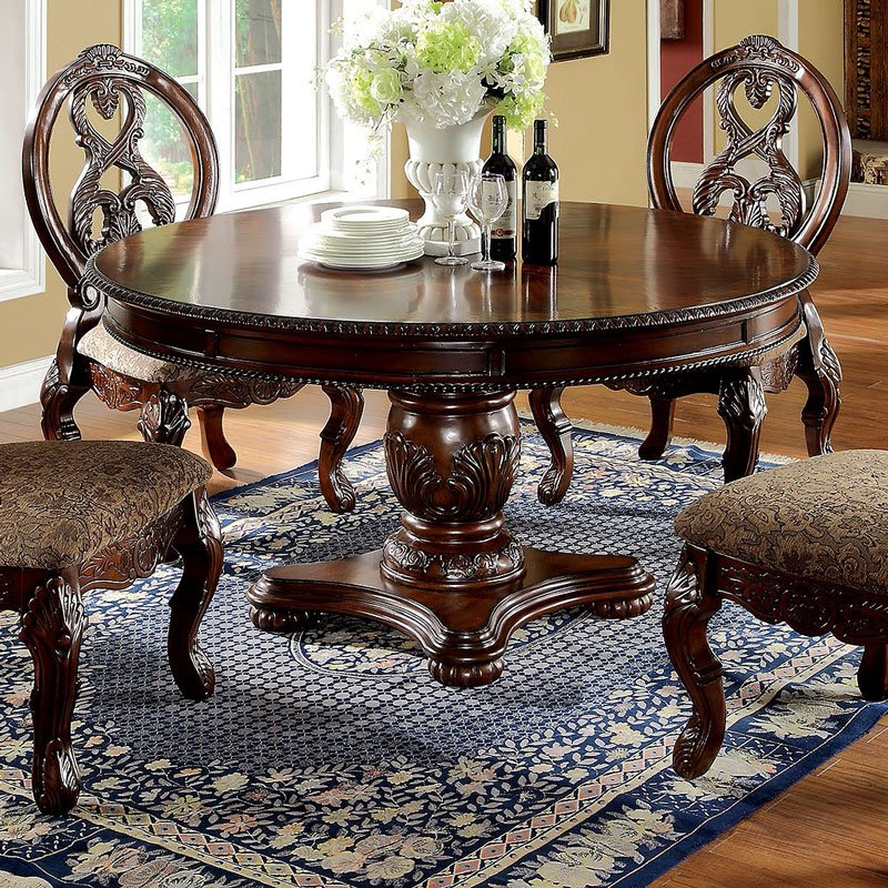Tuscany I Round Dining Table