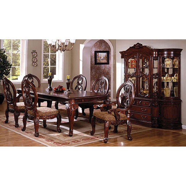 Tuscany II Dining Room Set (Antique Cherry) By Furniture