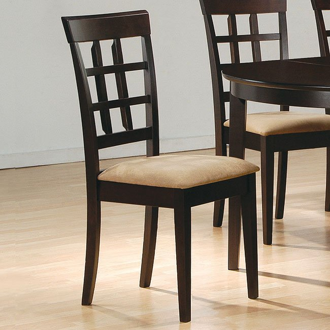 Mix Match Kitchen Chairs: Mix And Match Dining Room Set With Wheat Back Chairs