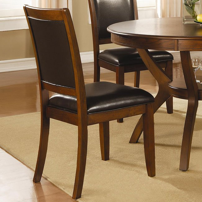 Nelms Dining Side Chair Set Of 2 Coaster Furniture