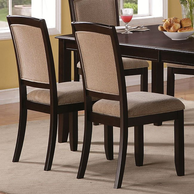 Memphis Furniture Company: Memphis Dining Chair (Set Of 2) By Coaster Furniture, 1
