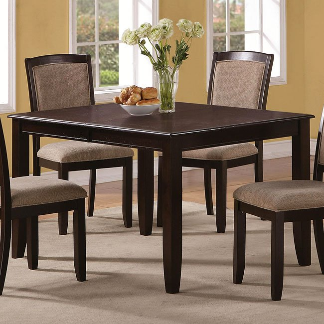 Memphis Furniture Company: Memphis Rectangular Dining Table By Coaster Furniture