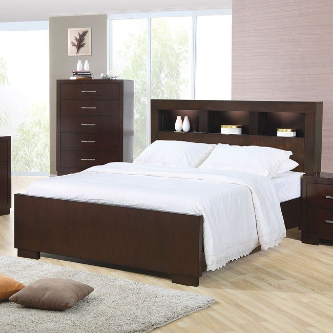 Jessica bookcase bedroom set by coaster furniture 1 reviews furniturepick for Coaster bedroom furniture reviews