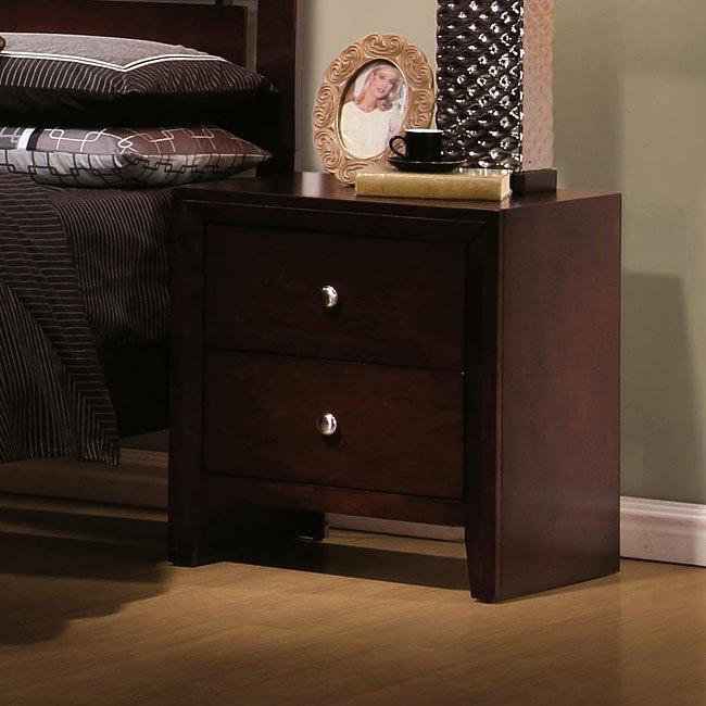 Serenity Nightstand Coaster Furniture Furniturepick
