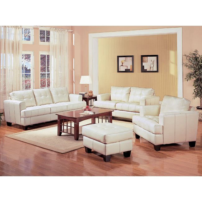 Samuel Cream Living Room Set By Coaster Furniture 1 Review S Furniturepick