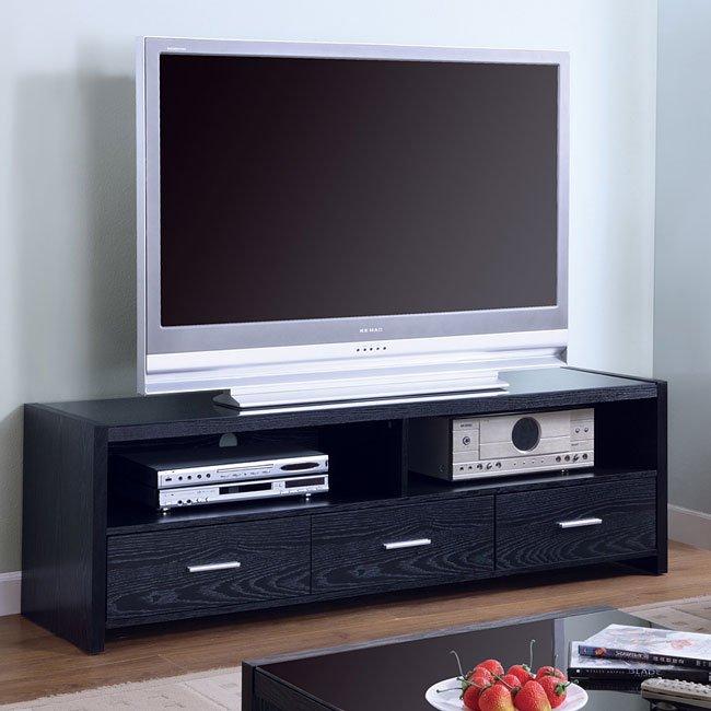 Large Contemporary Media Console Coaster Furniture Furniturepick
