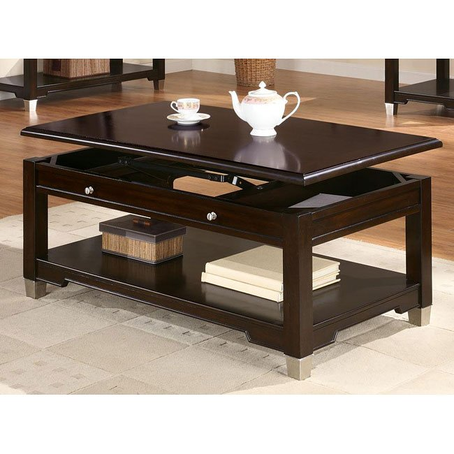 Liberty Lift Top Coffee Table Coaster Furniture