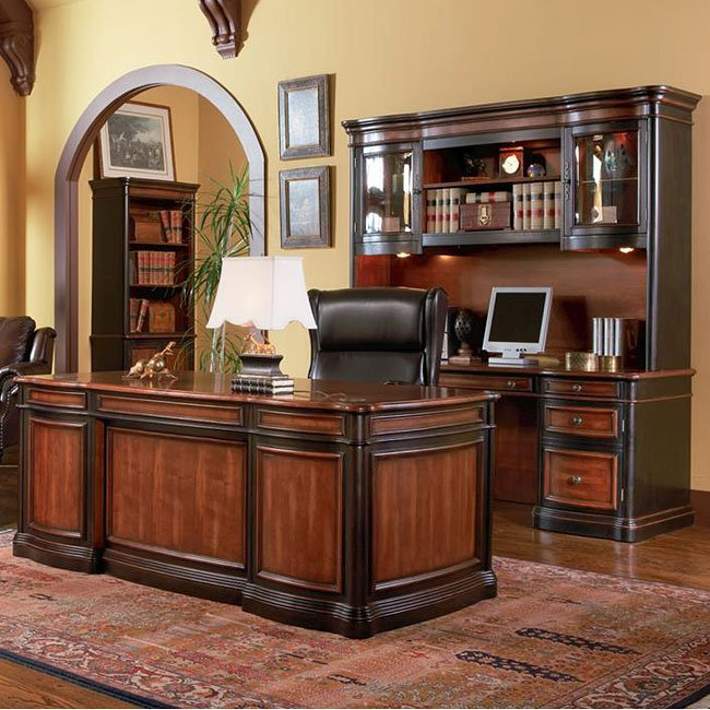 Charmant Pergola Home Office Set