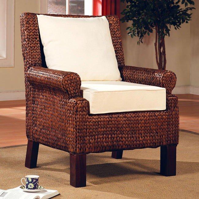Banana Leaf Woven Chair