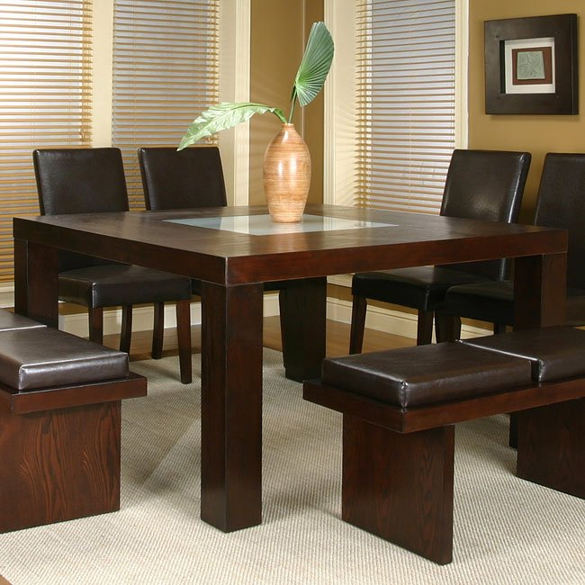 Kemper Square Dining Room Set (Ivory) By Cramco