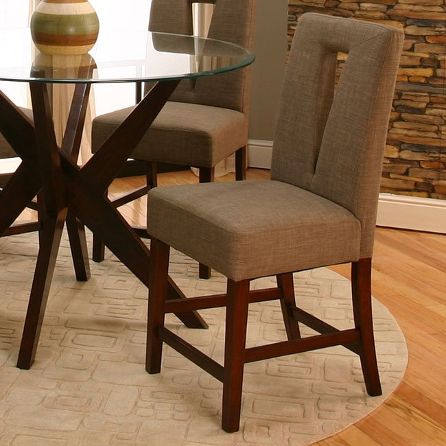Van Lear Round Counter Height Dinette By Cramco