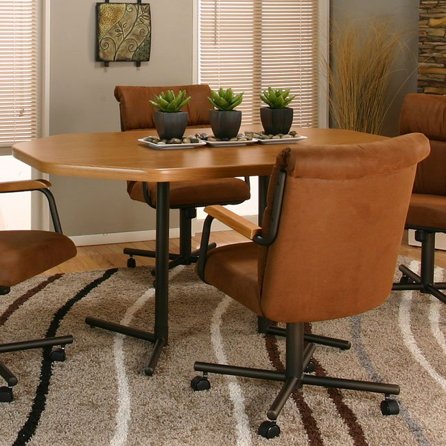 Octagon Dining Room Table: Landon Large Octagonal Table By Cramco