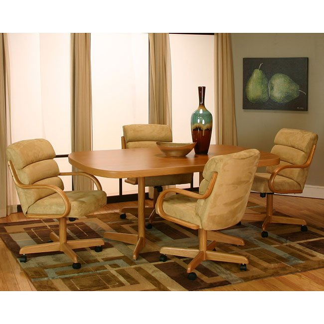 Mansion Dining Room: Mansion Sunset Oak Dining Room Set By Cramco