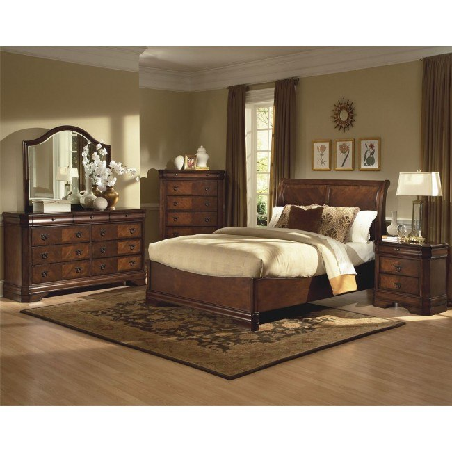 Sheridan Sleight Bedroom Set
