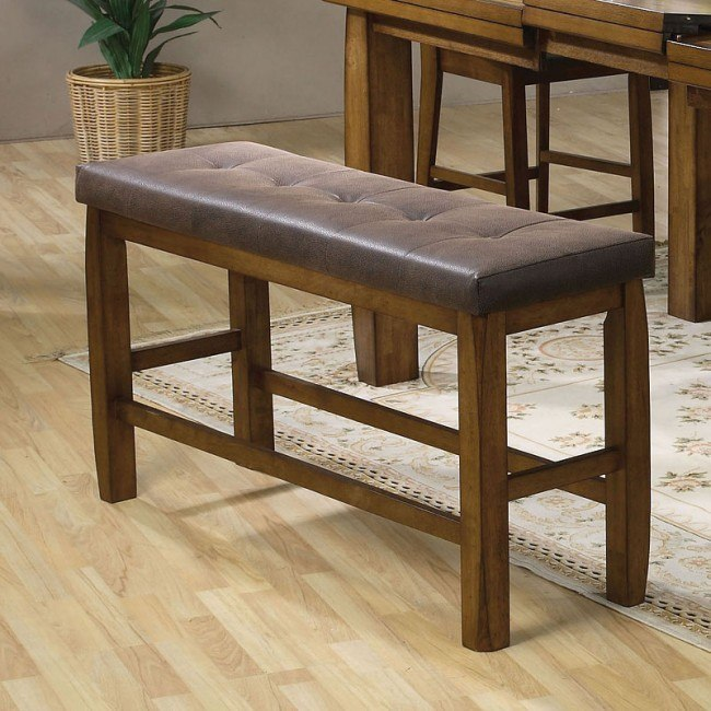 Morrison Counter Height Storage Bench