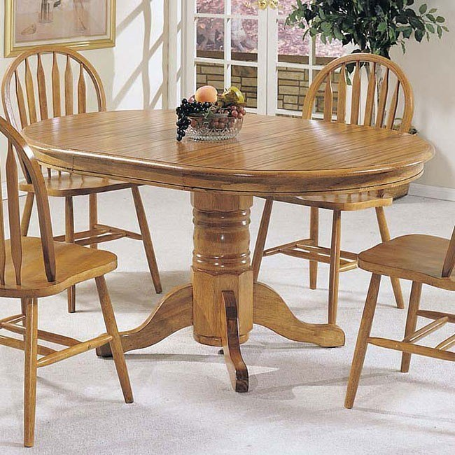 Nostalgia 42 Inch Round Dining Table By