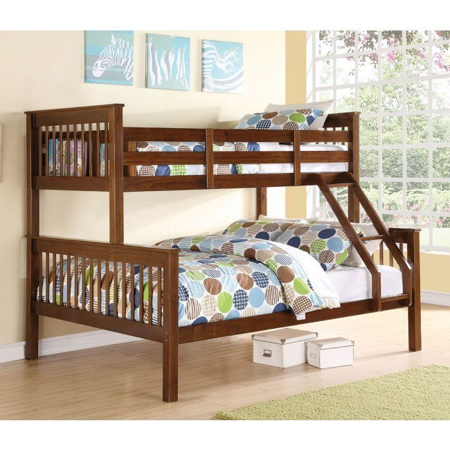 Haley Twin over Full Bunk Bed