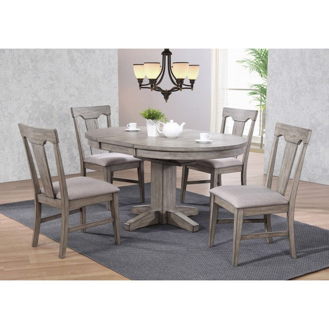 Graystone Round Dining Room Set