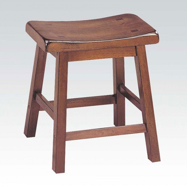 Gaucho Stool (Walnut) (Set of 2)