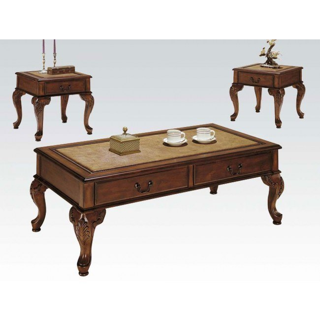 Trudeau 3-Piece Occasional Table Set