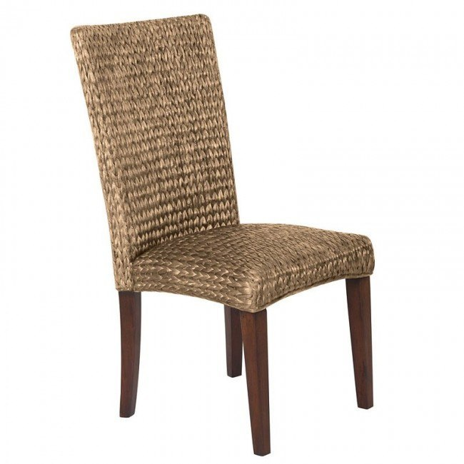 Westbrook Woven Side Chair (Natural) (Set of 2)