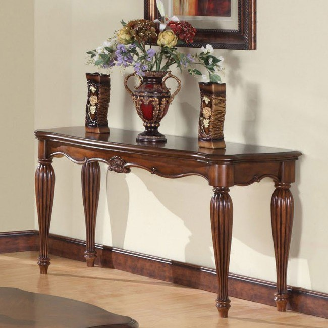 Dreena Sofa Table (Cherry)