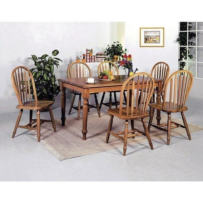 Farm House Rectangular Dining Room Set