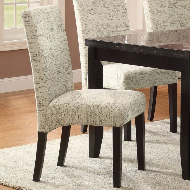Newbridge Side Chair (Script) (Set of 2)