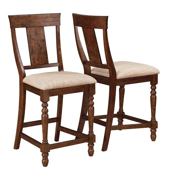Jonas Counter Height Chair (Set of 2)