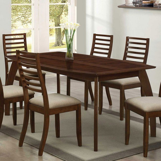 Stanley Dining Room Furniture: Stanley Dining Table By Coaster Furniture