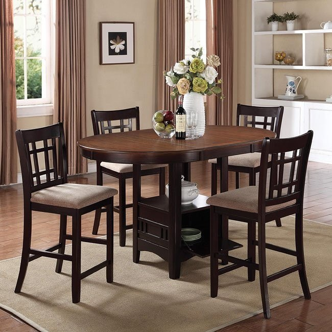 Hudson Counter Height Dining Room Set