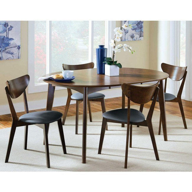Malone Oval Dining Room Set