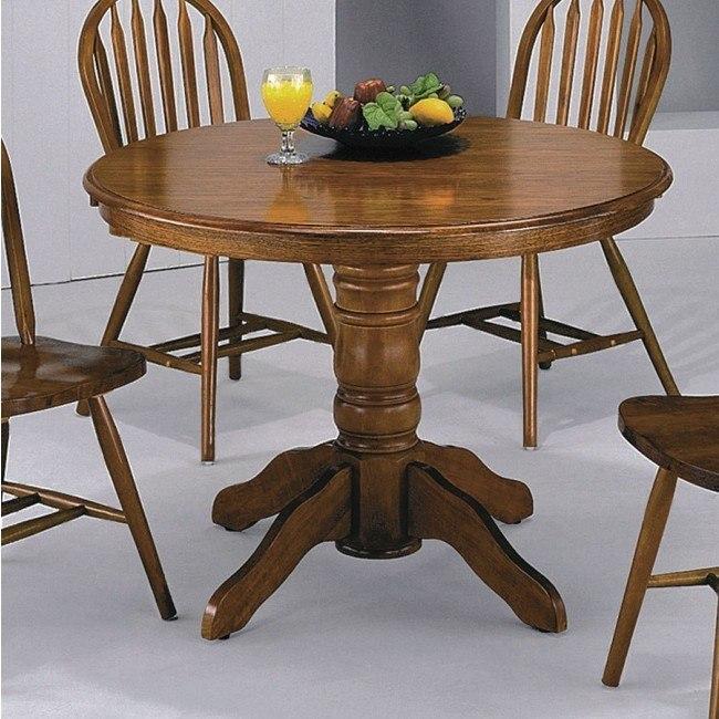 Farm House Round Dining Table