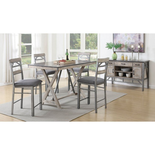 Melbourne Counter Height Dining Room Set