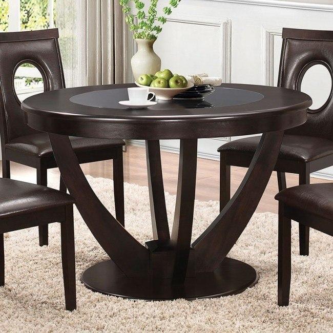 Stapleton Round Dining Table