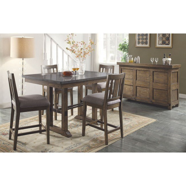 Willowbrook Counter Height Dining Room Set