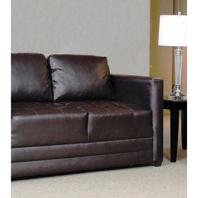 Admirable 1095 Series San Marino Chocolate Loveseat Machost Co Dining Chair Design Ideas Machostcouk