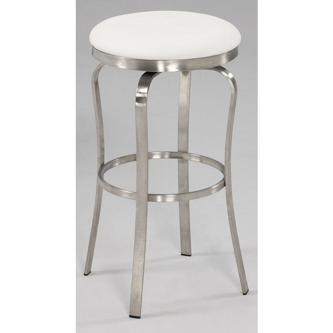 Fantastic Modern Backless Bar Stool White Andrewgaddart Wooden Chair Designs For Living Room Andrewgaddartcom