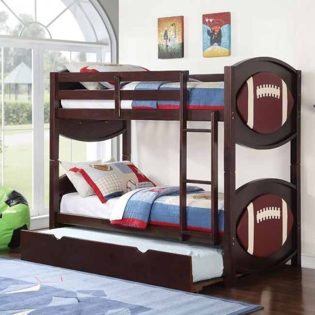 All Star Football Twin Bunk Bed